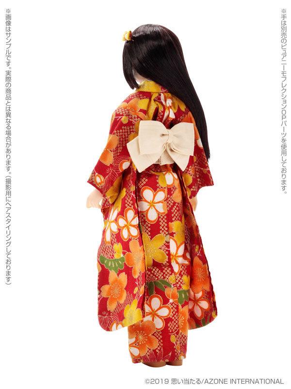 えっくす☆きゅーと ふぁみりー KIMONO selection  若葉 (4).jpg